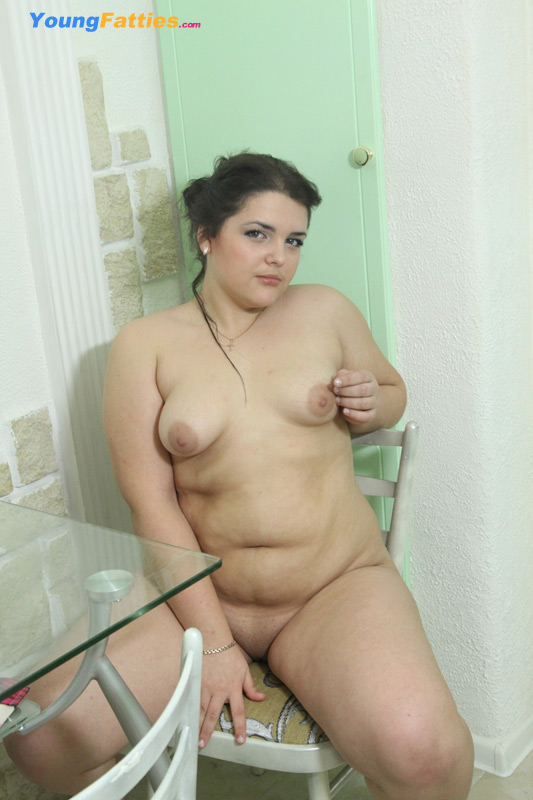 Teen chubby rate it