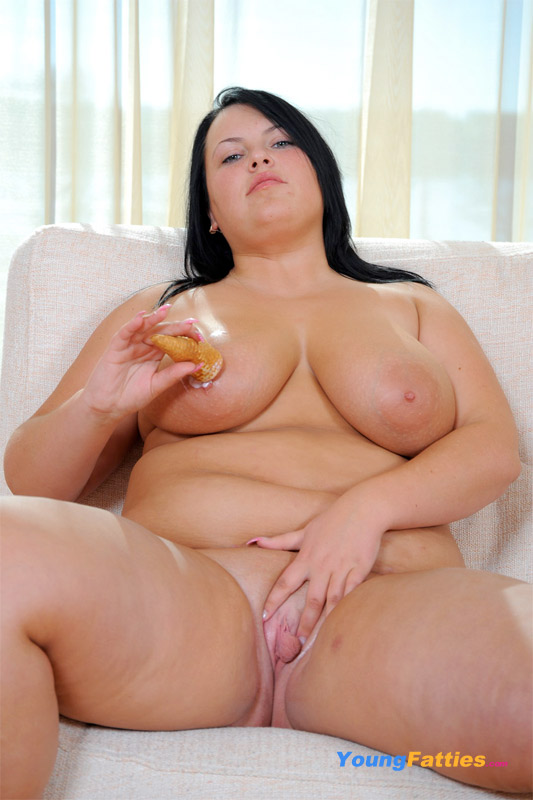 Cassie young with a dildo