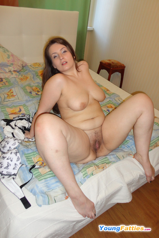 Are not Nude chubby in bed pity