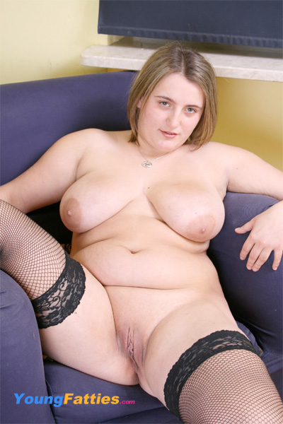 BBW with giant boobs